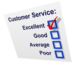 Ratings from Customers
